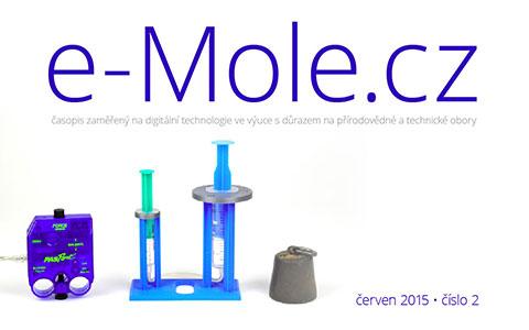 e-Mole číslo 2 je tu!