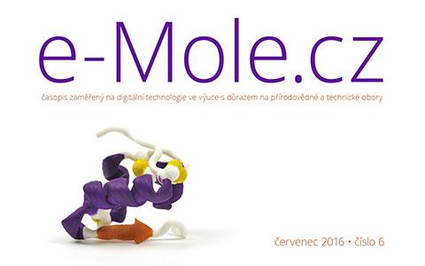 e-Mole číslo 6 je tu!