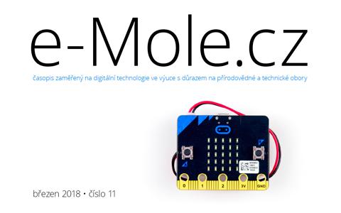 e-Mole číslo 11 je tu!