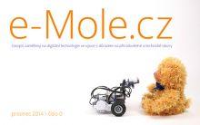e-Mole číslo 0 je tu!