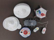 3D tištěné modely buněk, které nám padly do oka