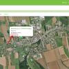 Obr. 8: Ze seznamu i z mapy se odkazem dostaneme na detailní informace o zvolené lokalitě