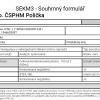 Obr. 16: Souhrnný formulář ve formátu PDF