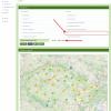 Obr. 19: Výsledky Vyhledávání je možné zobrazit nejen jako seznam, ale také na mapě