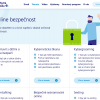 Obr. 3: Téma Online bezpečnost