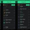 Obr. 46: Blynk app: Přehled dostupných widgetů, ze kterých můžeme poskládat svoji aplikaci