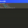 Obr. 18: EduBlocks po přepnutí do Pythonu