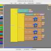 Obr. 18: Ukázka programu pro sledování čáry (vytvořeno ve vývojovém prostředí ArduBlock)