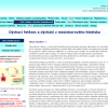 Obr. 7: Vzdělávací webový portál www.studiumbiochemie.cz