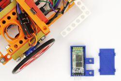 Rozšiřujeme robota Fretku o bezdrátovou komunikaci