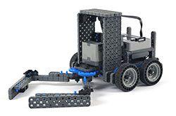 Robotická konstrukční stavebnice VEX IQ