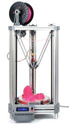Molestock - delta robot jako 3D tiskárna