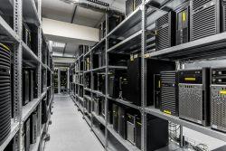 Datové centrum firmy COOLHOUSING, s. r. o.